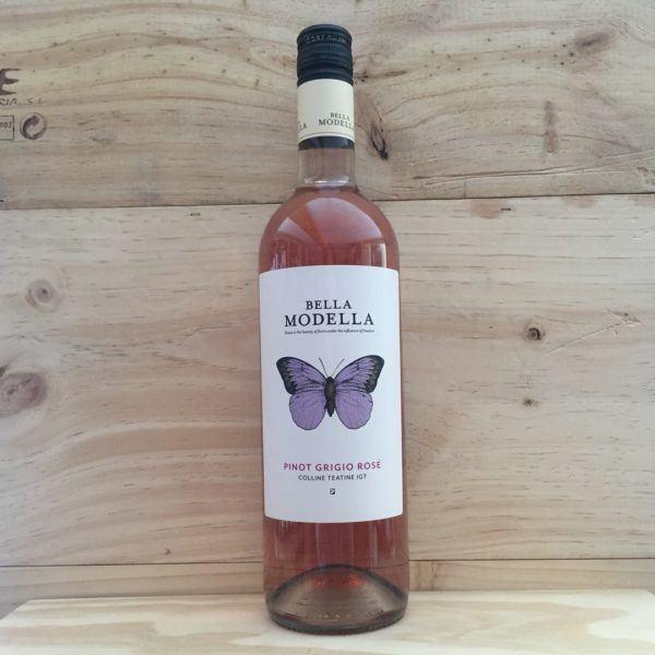 Bella Modella Pinot Grigio Rosé 2019