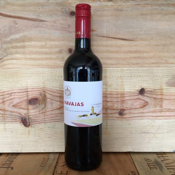 Navajas Rioja Tinto Joven