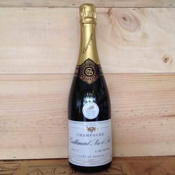 Gallimard Brut Reserve 750ml