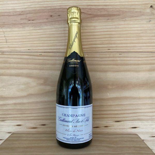 Gallimard Pere & Fils Cuvée de Reserve Brut Blanc de Noirs