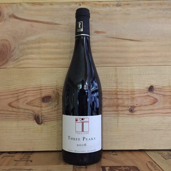 Domaine Treloar Three Peaks Côtes du Roussillon 2016