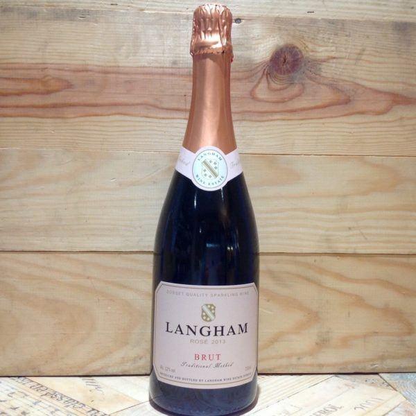 Langham Estate Rosé Brut NV, Dorset