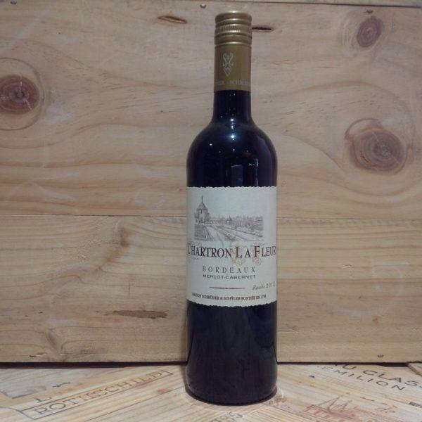 Chartron La Fleur 2016 Bordeaux