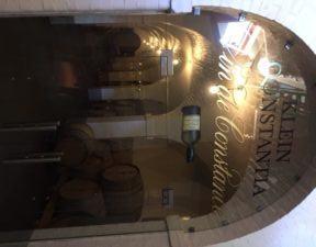 Old Vin de Constance cellar