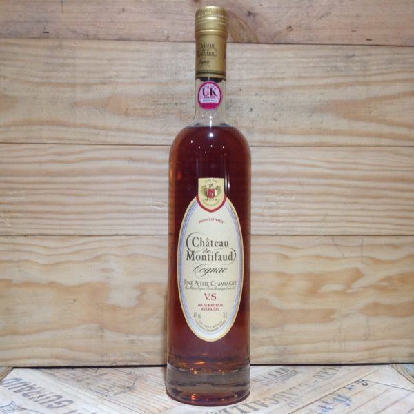 Chateau Montifaud VS, Cognac, 70cl