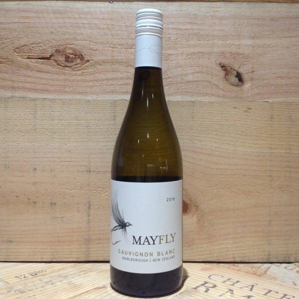 Mayfly Sauvignon Blanc, Marlborough 2018