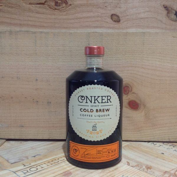 Conker Spirit Cold Brew Coffee Liqueur
