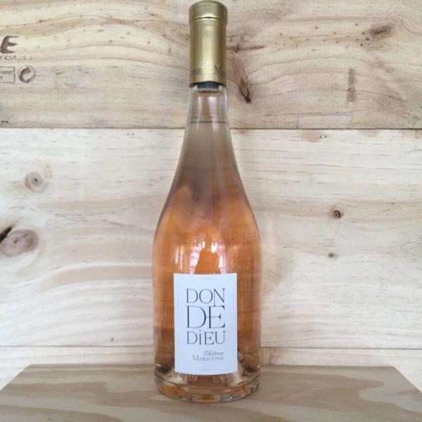 Chateau Maravenne Don De Dieu 2020 Côtes de Provence La Londe