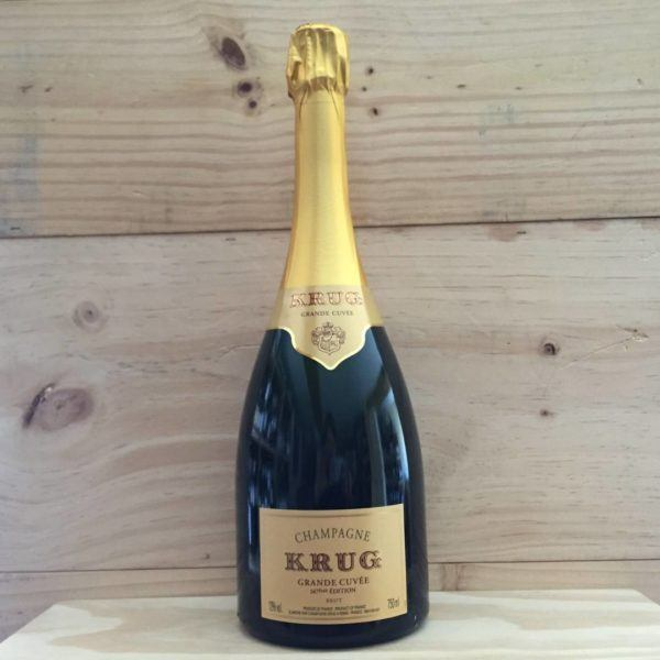 Krug Grande Cuveé 167th Edition