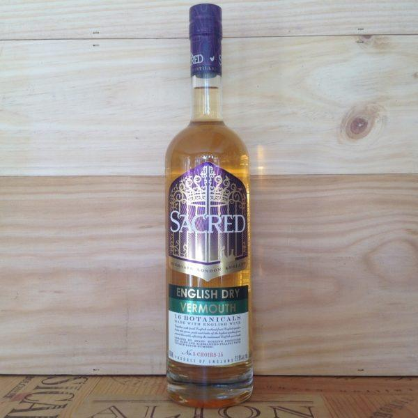 Sacred English Dry Vermouth 750ml