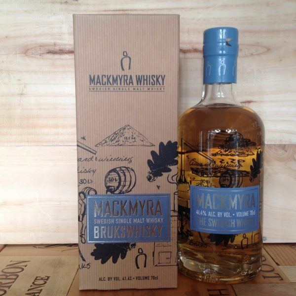 Mackmyra Brukwhisky