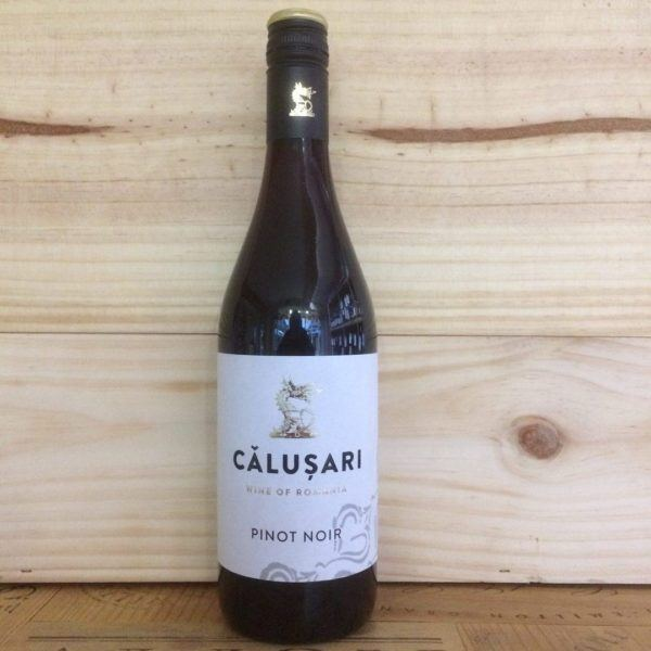 Calusari Pinot Noir 2017 Romania