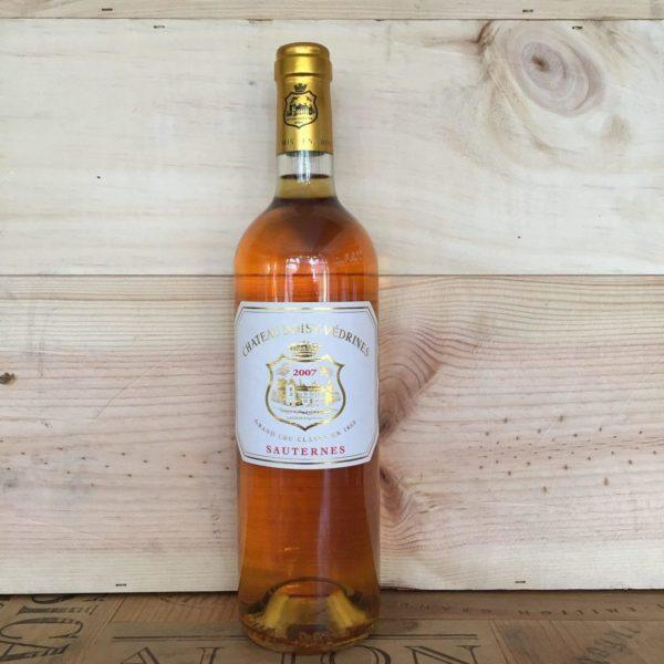 Chateau Doisy-Vedrines 2007 Sauternes
