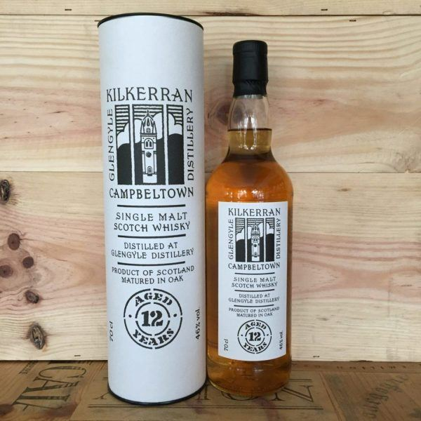 Kilkerran 12 Year Old Glengyle Distillery Campbeltown