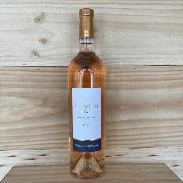 Chateau Maravenne Collection Privée Rosé 2020 Côtes de Provence