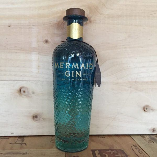 Isle of Wight Distillery Mermaid Gin 70cl