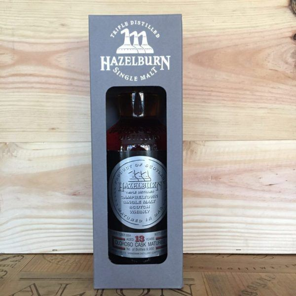 Hazelburn Sherry Wood, 13 Years Old, 70cl