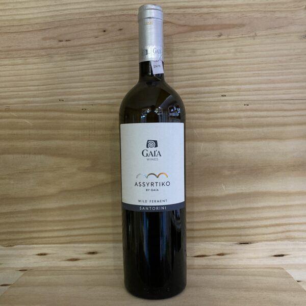 Gaia Wines Santorini 'Wild Ferment' Assyrtiko 2019