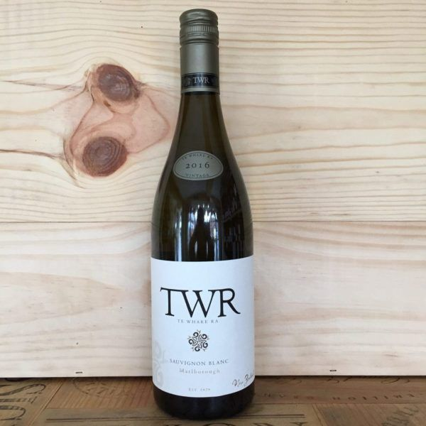 Te Whare Ra Sauvignon Blanc Marlborough 2016