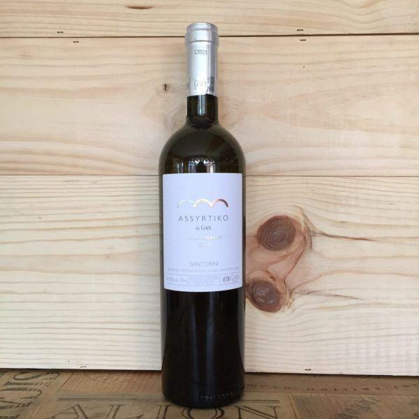 Gaia Wines Santorini 'Wild Ferment' Assyrtiko