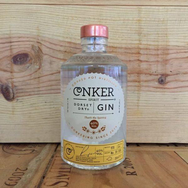 Conker Dorset Dry Gin 350ml