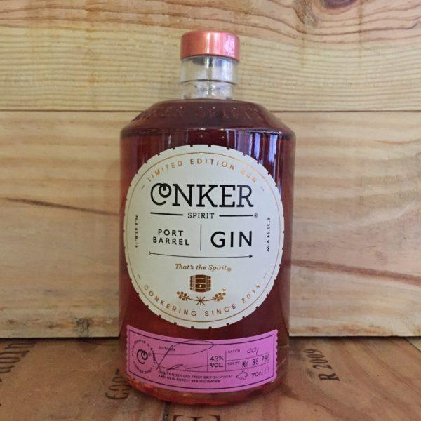 Conker Spirit Port Barrel Gin Limited Edition