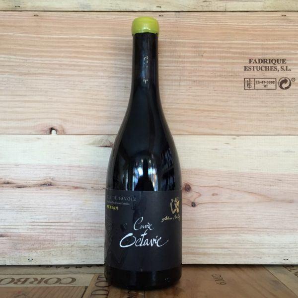 Domaine du Cellier Des Cray Cuvee Octavie Persan Vin De Savoie 2017