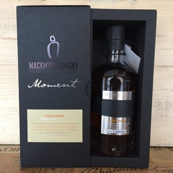 Mackmyra Moment Fjällmark Swedish Single Malt Whisky