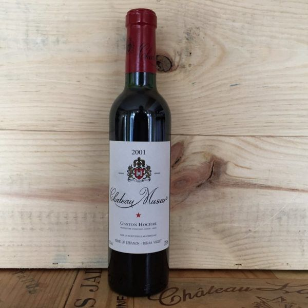 Chateau Musar 2001 375ml