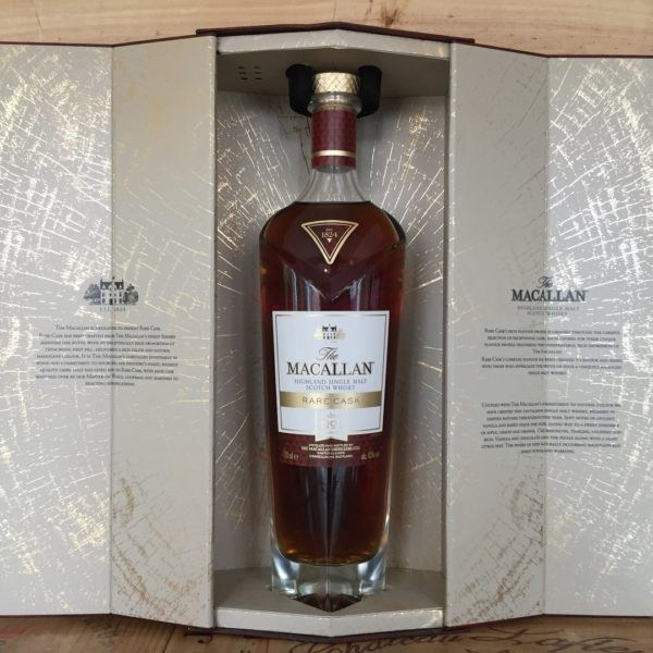 The Macallan 'Rare Cask' 2019 Batch 1 Highland Single Malt Whisky