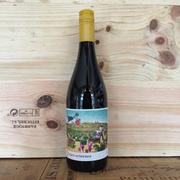 Te Quiero Organic Field Blend Red 2018, La Mancha