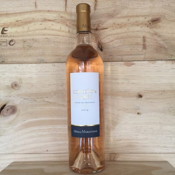 Chateau Maravenne Collection Privée Rosé, Cotes de Provence, 2019 Magnum