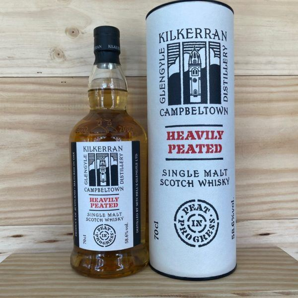 Kilkerran Heavily Peated Batch No.2, Campbeltown Single Malt Whisky