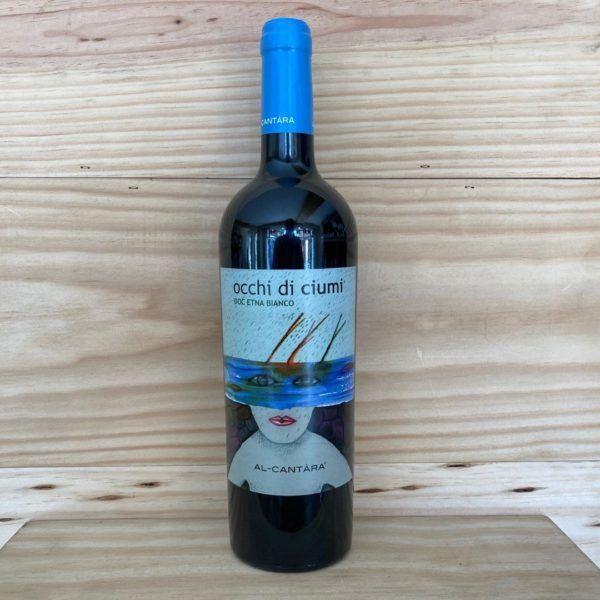 Al-Cantara 'Occhi di Ciumi' 2018 Etna Bianco DOC