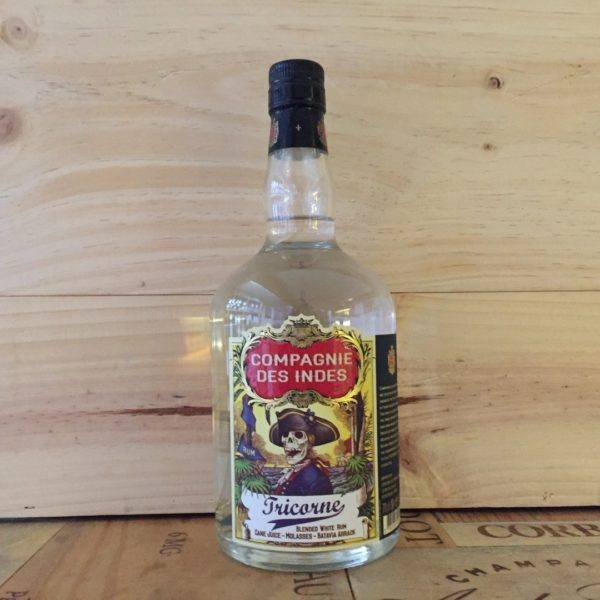 Compagnie Des Indes Tricorne Blended White Rum 70cl