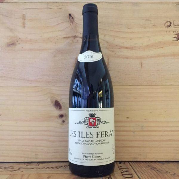 Pierre Gonon Les Iles Feray 2016 Vin de Pays De L'Ardèche IGP