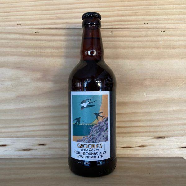 Southbourne Ales 'Grockles' Blonde Ale 500ml