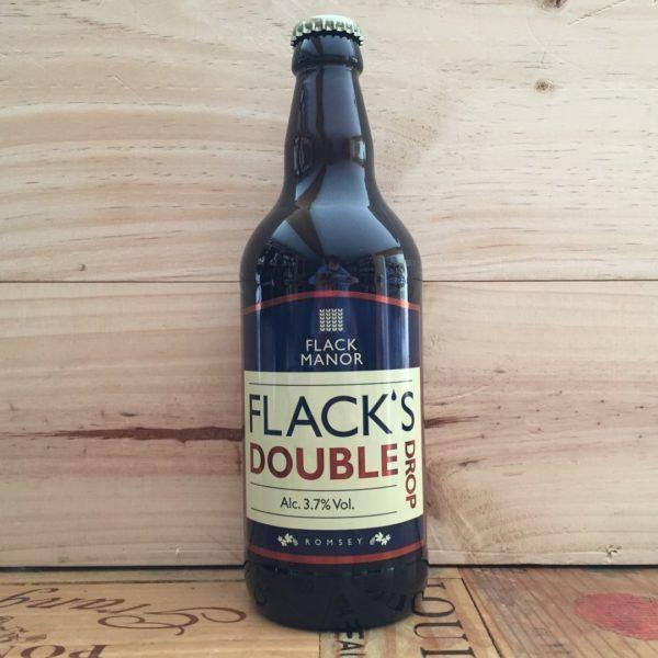 Flack Manor 'Flack's Double Drop' 500ml