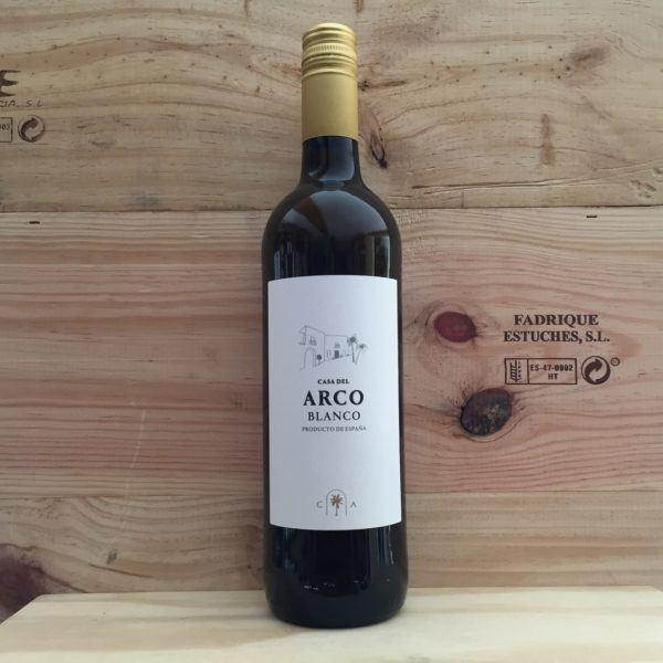 Casa Del Arco Blanco, Vino De Espana