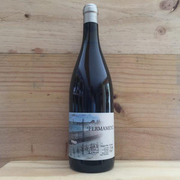 Charlie Herring A Fermament Sauvignon Blanc 2018, Pennington
