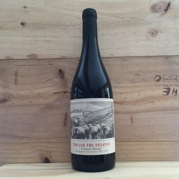 Tom and the Peloton Syrah Grenache 2016 Ventoux