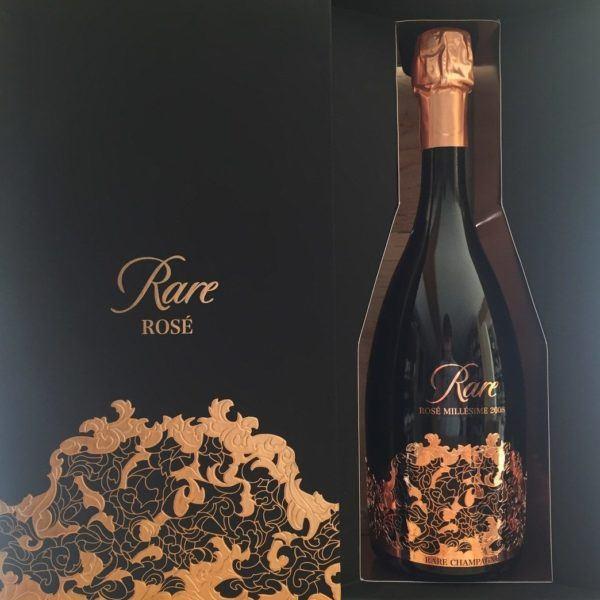 Piper-Heidsieck Rare Rosé Champagne 2008