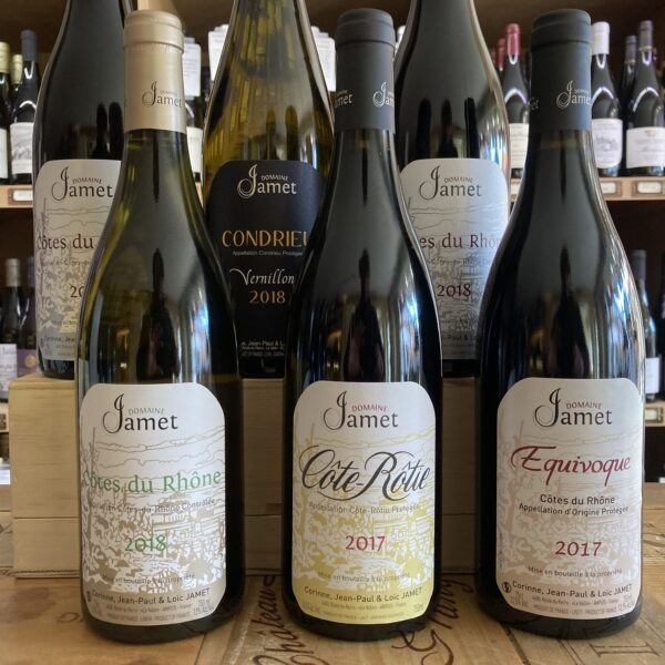 Domaine Jamet 'Dodgers' Mixed 6