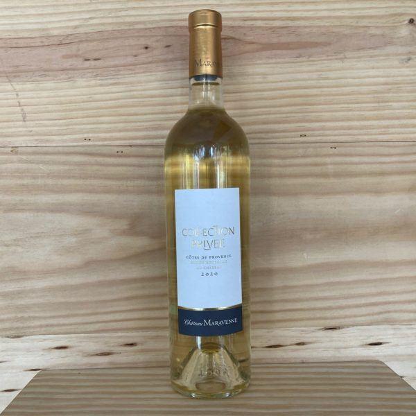 Château Maravenne Collection Privée Blanc Côtes de Provence 2020