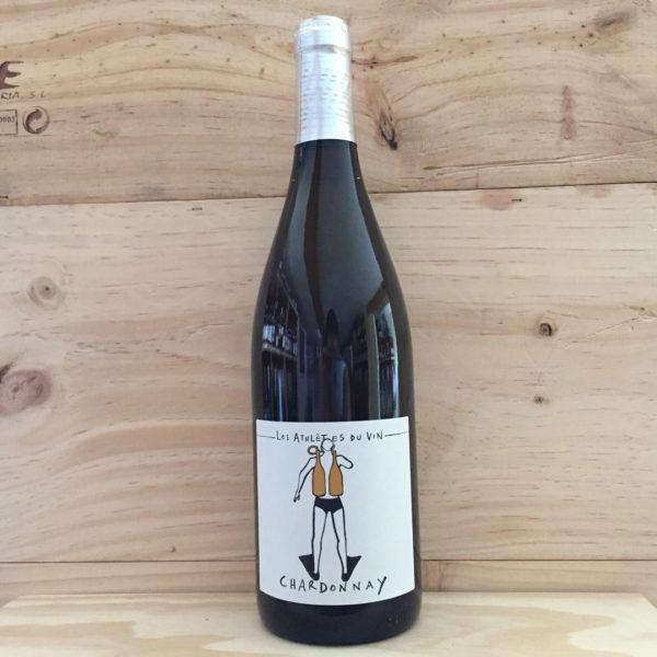 Les Athlètes du Vin Chardonnay 2018 IGP Val de Loire