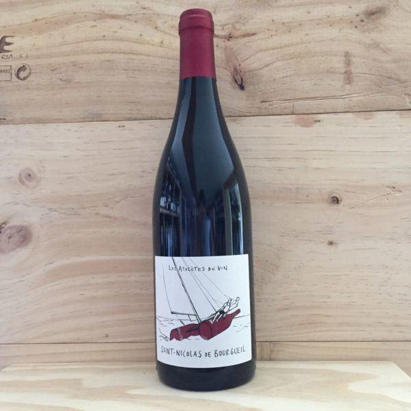 Les Athlètes du Vin Saint-Nicolas de Bourgueil 2018