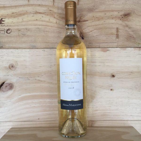 Château Maravenne Collection Privée Blanc Côtes de Provence 2018