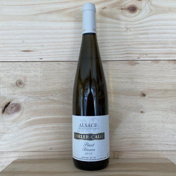 Dirler-Cadé Pinot Réserve 2018 Alsace