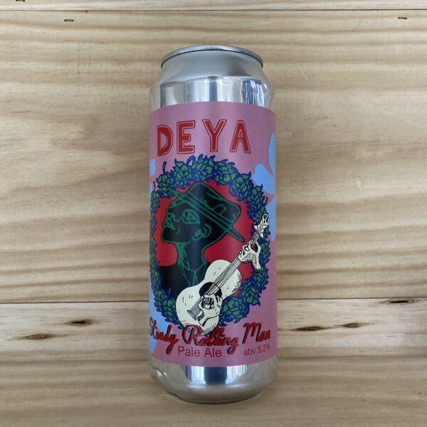 Deya Steady Rolling Man Pale Ale 440ml