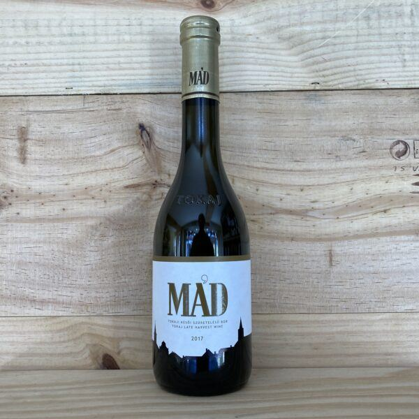 Ma'd Tokaj Late Harvest Wine 2017 375ml